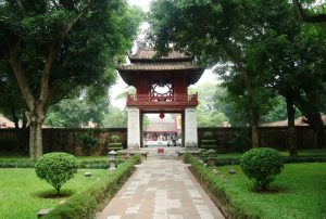 Temple of Literature (Van Mieu-Quoc Tu Giam)